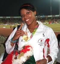 My FIRST JUNIOR INTERNATIONAL MEDAL! Commonwealth Youth Games CHAMPION in 2008!