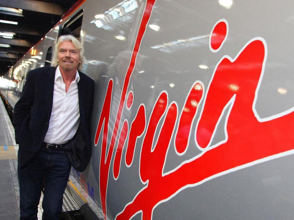 branson and virgin