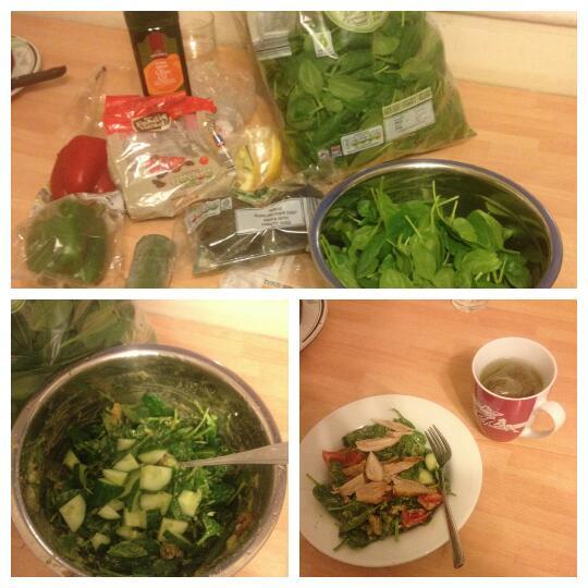 Delicious & healthy!