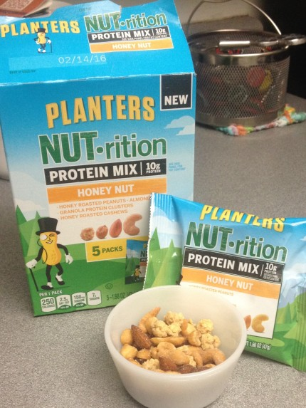 Planters 10g protein nut mix