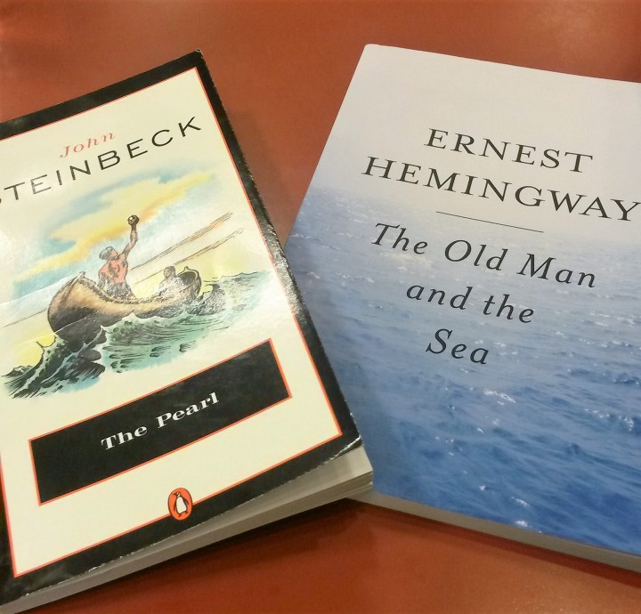 books the old man and the sea and the pearl.jpg