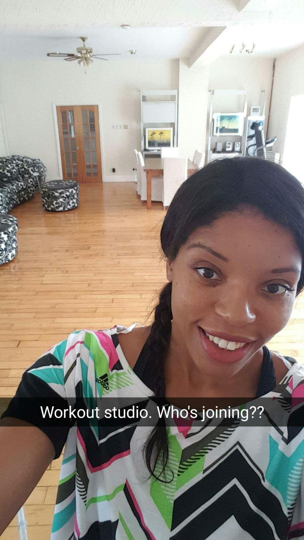 workout studio 17.5.16