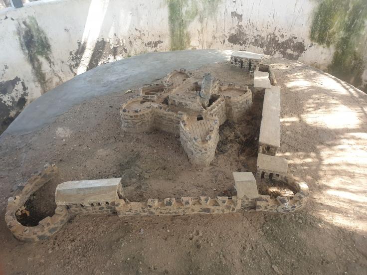 Kunta Kinte Island Fortress